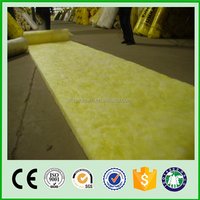 Ground wall insulation glass wool roof fireproof insulation