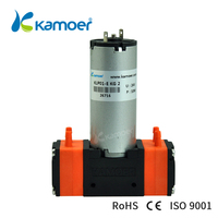 Kamoer micro diaphragm pump 12v brushed DC motor or brushless from pumping manufacturer