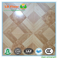 HDF MDF hdf super high gloss laminate flooring