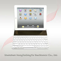 Good quality solor Bluetooth keyboards for ipad 2/3/4