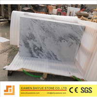 High quality grey clound marble tile