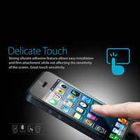 High Quality for iPhone 5 Glass Screen Protector, Mobile Phone Tempered Glass Screen Guard for iPhone 5s