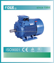 Y3 series low voltage and big power three phase induction electric motor 400kw