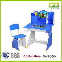 2016 new design kids modern table and chair can lift tables and chairs