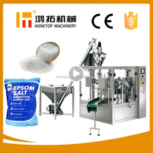 Sachet automatic salt rotary packaging machinery
