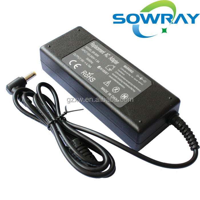 90W 19V 4.74A Laptop AC Adapter/Power Supply/Charger for Acer V5 series