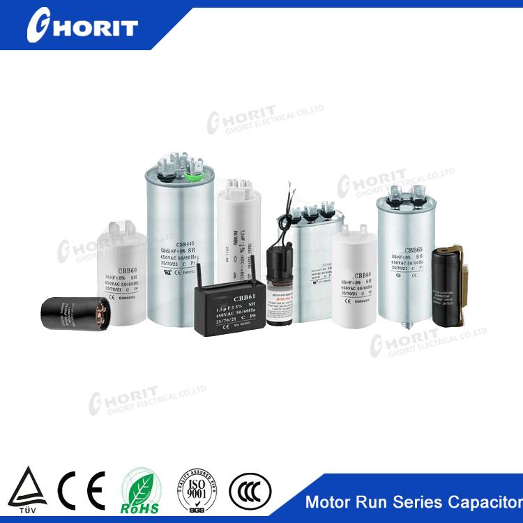 Electric Motor Capacitor Cbb60