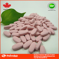 Health food supplements calcium tablets for bodybuilding