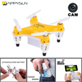 High value phone controlled pocket wifi mini selfie drone with live camera