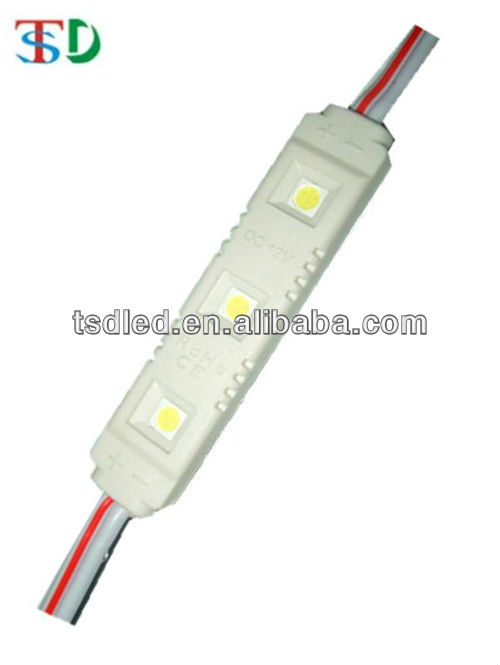 CE/RoHS ABS Casing Epistar 3LEDs 5050 SMD LED Module