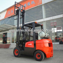 LPG Fork Lift with Nissan Engine