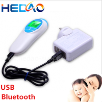 Rechargeable battery portable bluetooth Infrared Thermometer