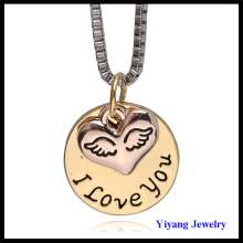 2017 Yiwu Jewelry Wholesale Hidden Camera Necklace for Lover