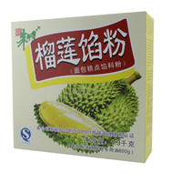 Master-Chu durian filling powder for pastry application 2.1kg