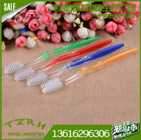 Plastic cheap best selling new design hotel toothbrush