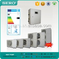 Economical Air To Water DC INVERTER Heat Pump 5~25KW (split type), ErP A++ to 2019 year, 4.12 SCOP Low noise level
