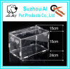 Acrylic Transparent Reptiles Application Cage