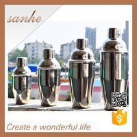 Promotional Stainless Steel Wine cocktail shaker gift set