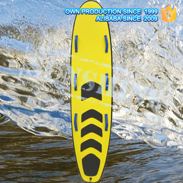 Soft Stand Up Paddle Board with pad and handle