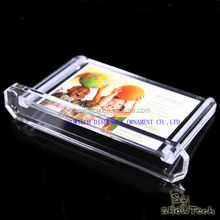 New style Stand up Beautiful magic funny picture paper acrylic clear plastic photo frame fridge magnet ST-RPMKEY64-02 Z1
