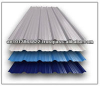 Globe Metals Roofing Corrugated Steel Sheet for Shead and Fencing in Doha Qatar