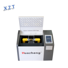 Automatic Oil Dielectric Strength Test Equipment Transformer Oil BDV Tester 100kv
