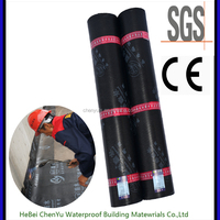 Waterproof Membrane For Construction Real Estate