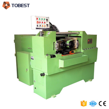 tobest brand equipment bolt making machine strap knurling machine