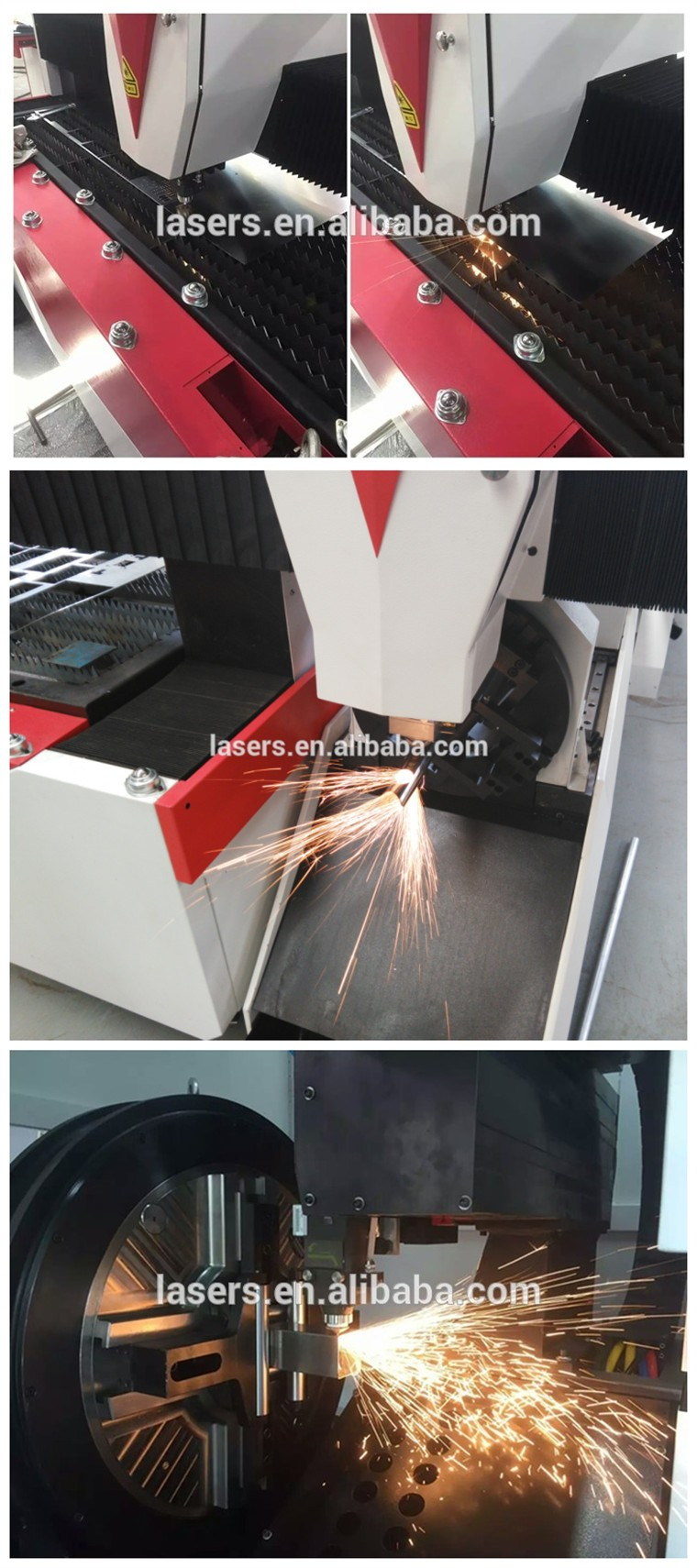 3mm 4mm 6mm 8mm 10mm carbon steel fiber laser cutting machine price