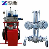 Mono CNC Automatic Stone Diamond Wire Rope Saw Cutting Machine