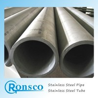 Produce 42mm diameter stainless steel pipe