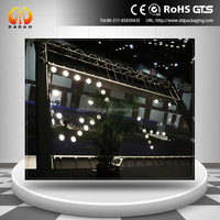 holographic display 3d pyramid projection film 10 meter wide