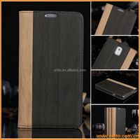 Sublimation retro book leather case for samsung galaxy note 3