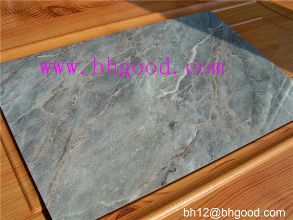 seamless marble HPL sheet/laminate for kitchen