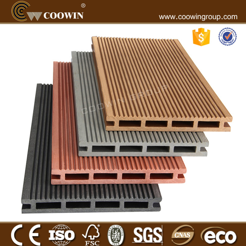 Linyi WPC production line / composite decking boards