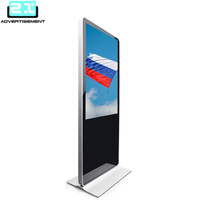 indoor and outdoor advertising supplier cheap price of digital signage stand advertising