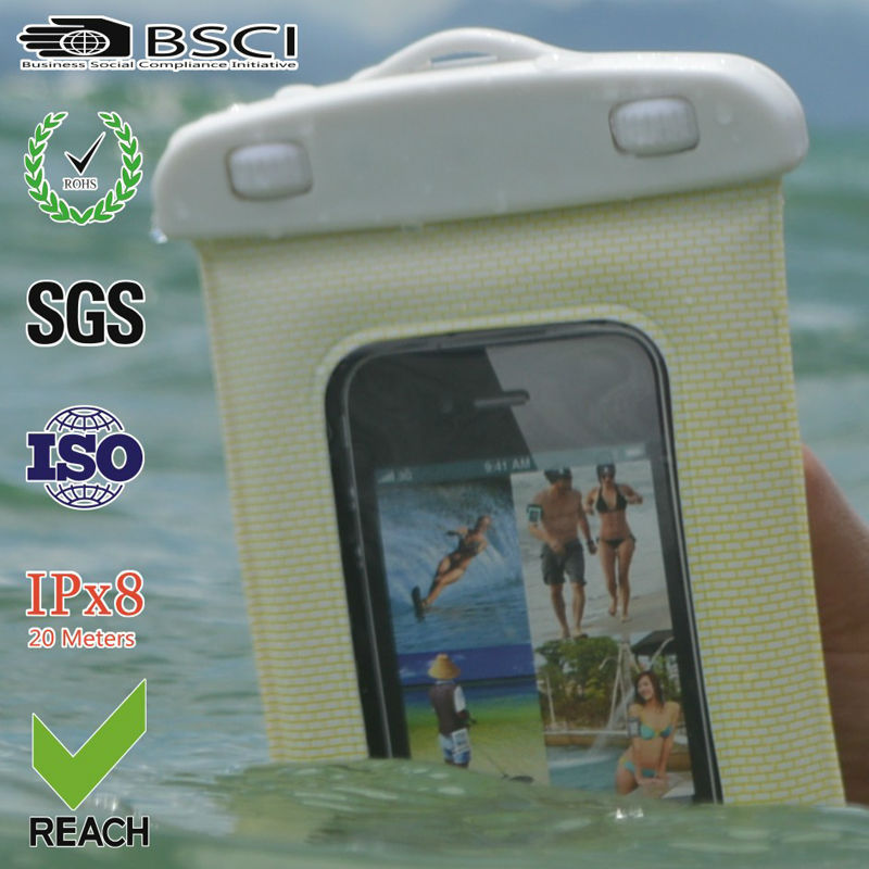 New hot-sale arm band waterproof bag for iphone 5