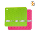 Hot sale! Eco-friendly silicone/plastic table mats JX-20102