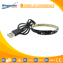 Hot Sale 5v <strong>Rgb</strong> 5050 Led Tv Backlight Usb Flexible Led Strip Light With Remote Controller Indoor Lights