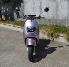 125 cc motorcycle with battery