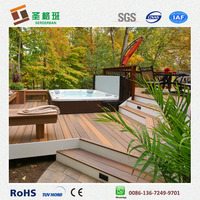 2016 hot sell wpc decking, wpc wall panel, composite decking tiles
