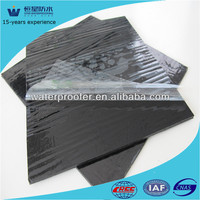 1.2mm 1.5mm 2mm 3mm 4mm available self adhesive bitumen roll