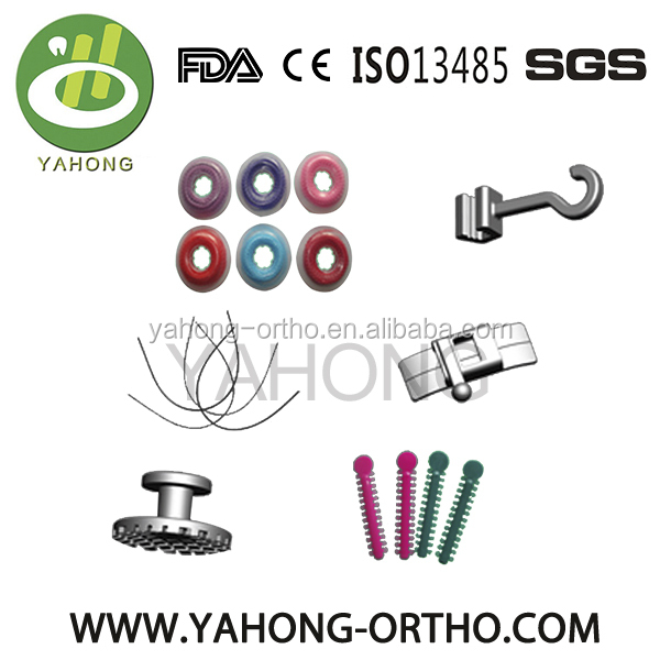 ISO dental clinic accessories /dental apply/dental filling materials
