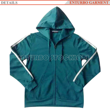 Clearance sale 100% Polyester coat sport wear for men