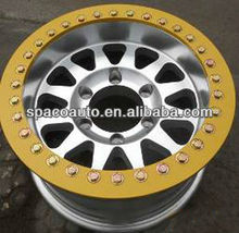 4x4 alloy wheel with pcd 108