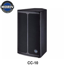 2 Way 10 inch pro audio full range professional speaker with CELESTION HF Morin CC-10