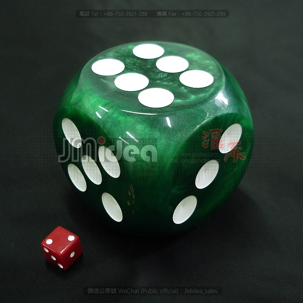education dice