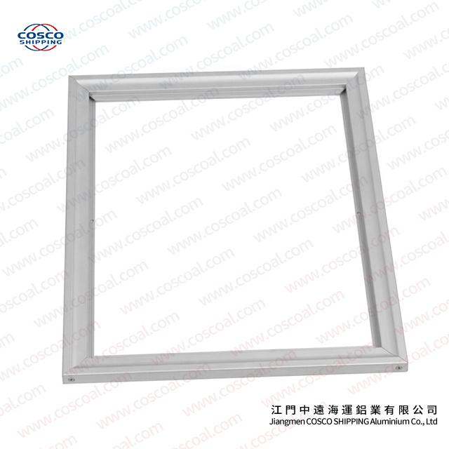 Hot sale LED aluminum profile for flex face light box