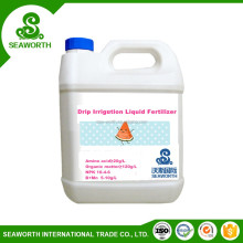 Natural fruit bio-organic watering manure with SGS