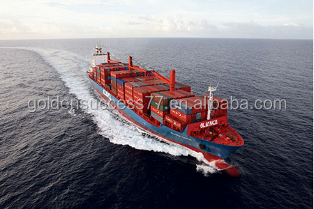 co-loader ocean freight service